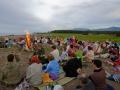Хаван на берегу Байкала провели в первый же день Байкальского тура