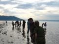 Футсок в волшебной воде Байкала