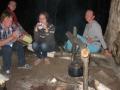Вечерние посиделки за кружкой горячего чая