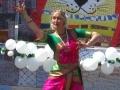 Классический индийский танец в стиле Кучипуди исполняет Майя