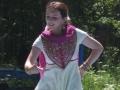 Индийский танец в исполнении Нади