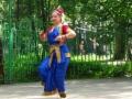 Классический индийский танец в стиле Кучипуди