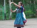 Народный индийский танец...