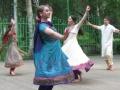 ... в исполнении молодых танцоров...